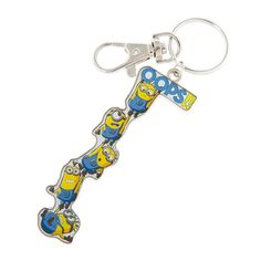 Do you love Minions?! Perfect for a backpack accessory!