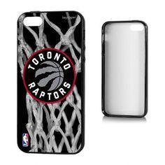 Toronto Raptors Net Design Apple iPhone 5/5S Bumper Case by Keyscaper