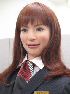 A hotel opening in Japan this summer will be staffed by helpful humanoids. The first guest...