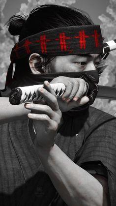 Samurai Helmet, Samurai Jack, Samurai Warrior, Japanese Mask, Japanese Warrior, Japanese Geisha, Arte Ninja, Ninja Art, Tattoo Flash