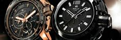 Manly accessories: The METAL Chronometrie watches