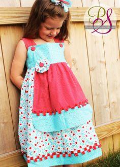 Positively Splendid: cute sundress