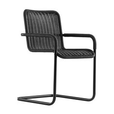 The timeless and elegant Tecta Cantilever Armchair was designed for the premium manufacturer TECTA. Garden Side Table, Modern Furniture, Outdoor Furniture Sets, Pantry Inspiration, Led Exterior Lighting, Outdoor Bean Bag, Outdoor Dining Chairs, Modern Armchair, Pipes