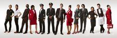 ヴィヴィアン・ウエストウッド(Vivienne Westwood)がデザインした、英ヴァージン・アトランティック航空(Virgin Atlantic Airways、VA)の新ユニフォーム。(c)Relaxnews/Virgin Atlantic ▼7Jul2014AFP|V・ウエストウッド制作の新ユニフォームを公開、英航空 http://www.afpbb.com/articles/-/3019737 #Virgin_Atlantic_Airways