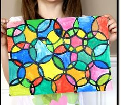 Daily Momtivity: Boredum Buster: Easy Art Projects for Kids!