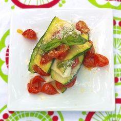 Zucchini Tomato Lasagna