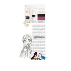 """""""Anna."""" by gema-z ❤ liked on Polyvore featuring art"""