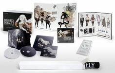 Bravely Default Collectors Edition