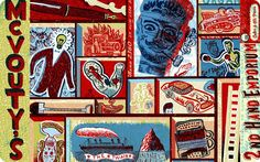 Jonny Hannah: McVouty's Second-Hand Emporium