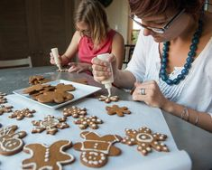 I suspect that a great many of us regard the gingerbread contingent of the holiday cookie tray with a healthy amount of suspicion