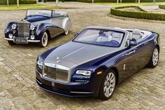Old & New RR   Rolls royce motor cars Rolls royce ... Voiture Rolls Royce Latest Bmw Rolls Royce Dawn Rolls Royce Motor Cars Rolls Royce Phantom Car Cleaning Automotive Design Luxury Cars Super Cars. More information... Saved by Keith Savage. Old Rolls Royce, Rolls Royce For Sale, Rolls Royce Dawn, Phantom Car, Voiture Rolls Royce, Rr Car, Latest Bmw, Electric Sports Car, Givenchy