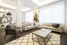 Living-dining room reveals…