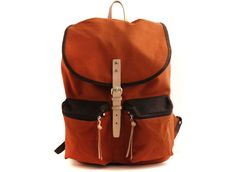 Sandqvist Road backpack in red