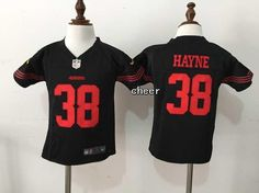 0eea3fb20 ... NFL San Francisco 49ers 38 hayne black baby Jersey Nike4090859 Mens ...