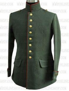 Replica of German WWI Imperial M1915 Officer Tunic for Sale