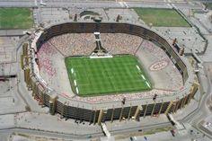 Estadio Monumental: Lima, Peru