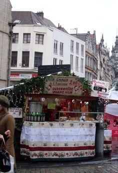 Marché de Noël -  Brussels, Belgium