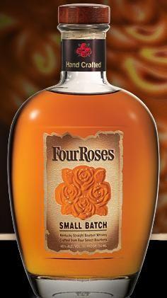 Four Roses Small Batch Bourbon At Kentucky Bourbon Festival