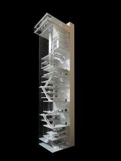 プロジェクト: Vertical Omotesando - WAI Architecture Think Tank