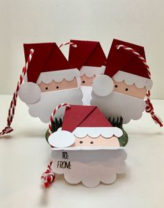Christmas Gift Wrapping, Christmas Paper, Homemade Christmas, Christmas Projects, Holiday Crafts, Theme Noel, Santa Gifts, Christmas Decorations, Barn