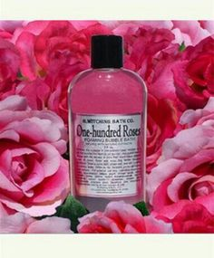 One Hundred Roses Bubble Bath from Victorian Trading Co.