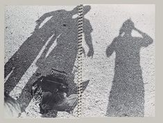 [During the 1960s, Ruscha created a series of mass-produced, cheaply printed photographic books cataloguing the various kinds of banal roadside sites one might encounter on a typical drive through the American West