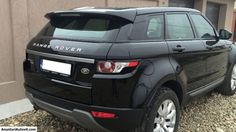 Proprietar, vand Land Rover  Range Rover Evoque   (Second hand); Diesel; Euro 6 -   inmatriculata pe Romania - septembrie 2014 - Bucuresti, Pret 41500 EUR