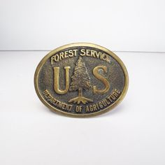 Vintage US Forest Service Department of by VintageEarlyBirds