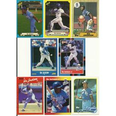HUGE Different 30 Bo Jackson cards lot Royals White Sox Angels RC 1987 - 2013 Listing in the 1990-1999,Lots,MLB,Baseball,Sports Cards,Sport Memorabilia & Cards Category on eBid United States   147730149