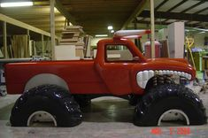 el torro loco monster truck bed