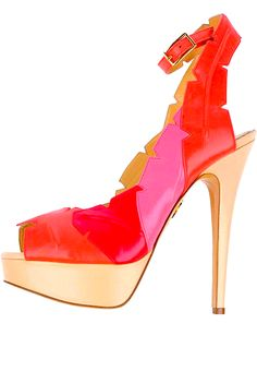 #Stunning Women Shoes #Shoes Addict #Beautiful High Heels #Wonderful Shoes #Shoe Porn    Charlotte Olympia #dental #poker