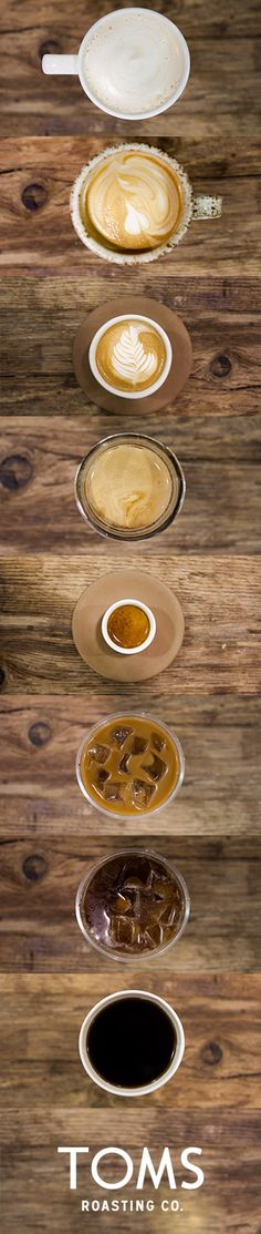 Good morning! 8 ways to make your own #coffee