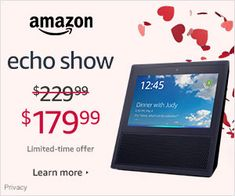 f3087f9bee00 Echo Show brings you everything you love about Alexa