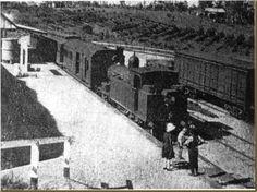 Richmond Railway Station in Western Sydney (year unknown).A♥W