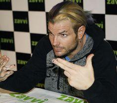 Jeff Hardy London,England Signing November 2008