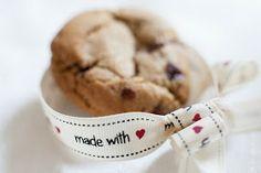 Receita de Cookies com Gotas de Chocolate muito bons
