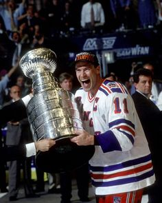 1940 No More - Mark Messier, New York Rangers and The 1994 Stanley Cup