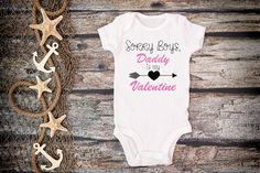 Sorry Boys Daddy is my ValentineValentine's by bravelittleleaders
