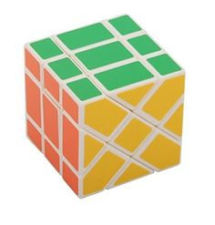 Little Treasures Multi-Shaped Speed Cube 3x3 Stickered Magic Cube Puzzles *** More info could be found at the image url.