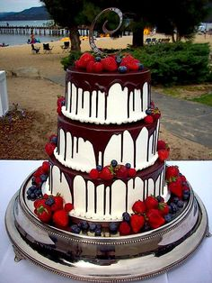 Wedding Cakes Flour Girl Wedding Cakes