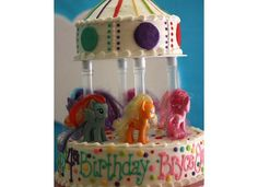 bakery playroom   For the playroom, I took every color of sparkle mesh I could find and ...