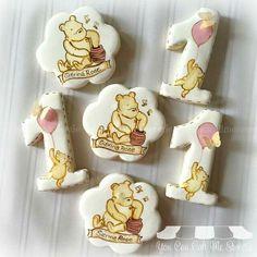 Winnie-the-Pooh Cookies