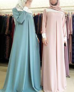 815 Likes, 17 Kommentare - Kleidung für muslimische Frauen ( Likes, 17 Comments - одежда для мусульманок ( 815 Likes, 17 Kommentare - Kleider für muslimische Frauen ( , Hijab Style Dress, Hijab Chic, Abaya Fashion, Fashion Dresses, Moslem Fashion, Modele Hijab, Abaya Designs, Muslim Dress, Islamic Fashion