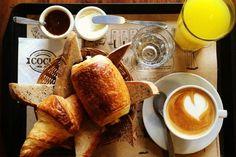 Cocu, una panadería muy francesa. Foto: Gentileza Prensa