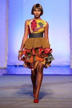 Moseka @ Kinshasa Fashion Week 2013 | FashionGHANA.com (100% African Fashion)FashionGHANA.com (100% African Fashion)