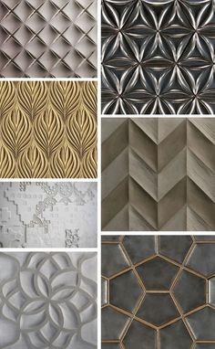 dimensional tile - Google Search