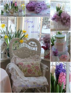 Aiken House & Gardens: Spring Time Vignettes