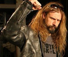 Rob Zombie is hot