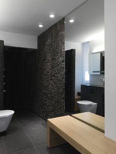 *modern interiors, bathroom design, wall textures*