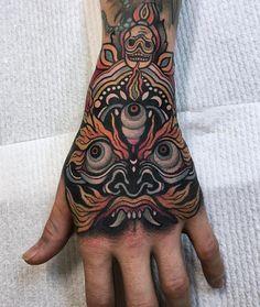 Hayden's hand @haydenoconnor Vajrapani Thank you!